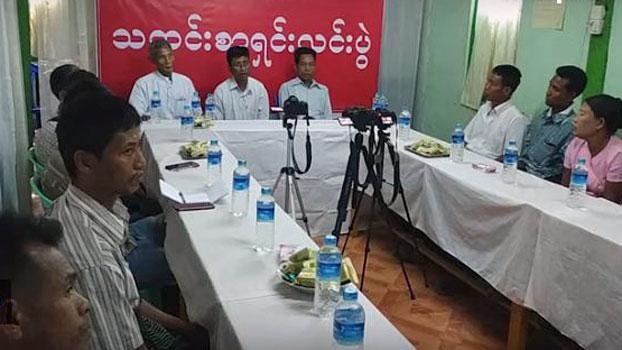 Contradicting Myanmar Army Denials, Rakhine Pays to Rebuild 528 Houses Burned in Attacks