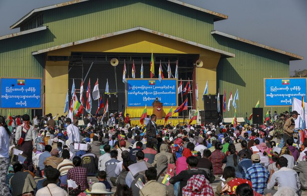 Analysts Urge Indonesia to Once Again Nudge Myanmar Toward Democracy