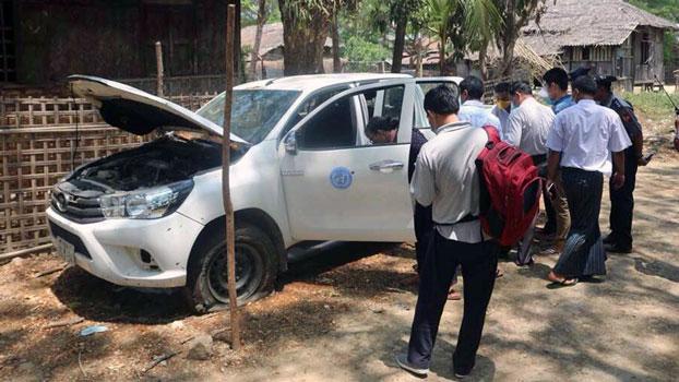 Myanmar Begins Probe of WHO Staff Killing in Rakhine Amid Skepticism