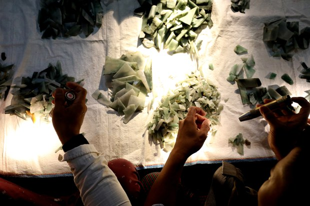 Report: Corrupt Myanmar Jade Industry Causes Armed Conflict and Enabled Coup