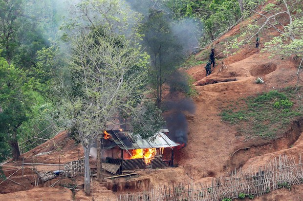 Coup Stymies Junta Peace Outreach to Myanmar Ethnic Armies