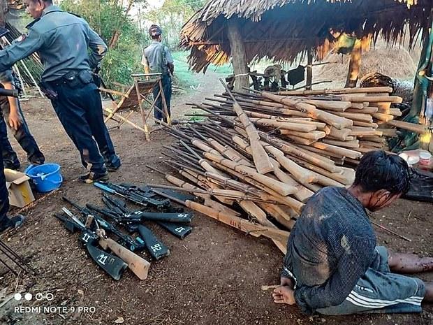 Youths Bear Brunt of Junta Attacks on Myanmar Resistance Strongholds