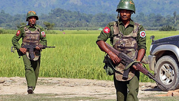 Myanmar Detains Three Soldiers for Alleged Rape and Murder of Kachin Woman