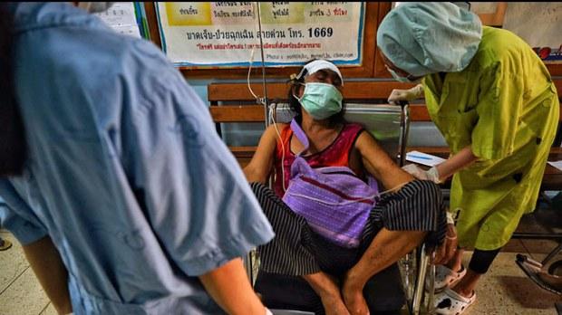 Six Die in Myanmar Air Strikes on Karen Villages Near The Thai Border