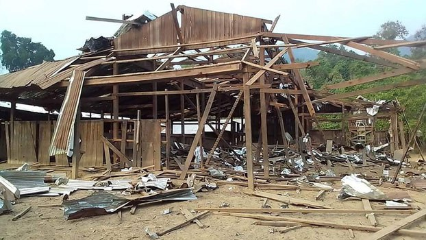 myanmar-destroyed-high-school-bombing-kayin-state-mar29-2021.jpg