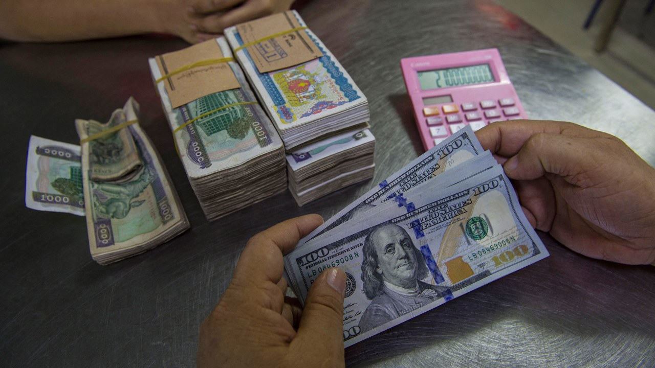 Kyat Falls to Historic Low, Signaling Lack of Confidence in Myanmar's Stability
