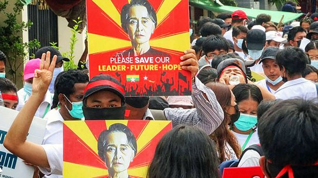 Interview: 'All Charges Made Against Aung San Suu Kyi Are Not Really Lawful'