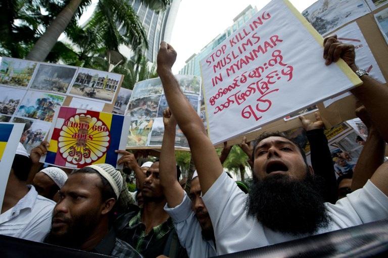 Citizen Journalists' Evade Blackout On Myanmar News - WSJ