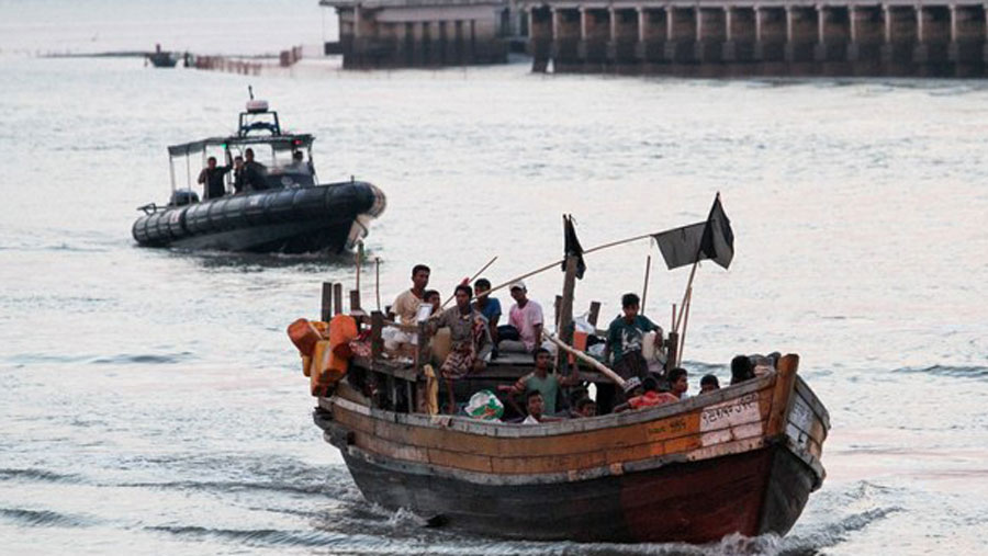 Malaysia Plans to Expel Rohingya Who Arrived by Boat in Langkawi