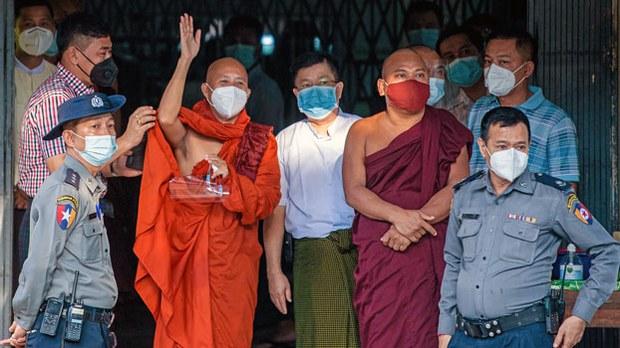 myanmar-monk-wirathu-police-station-yangon-nov2-2020.jpg
