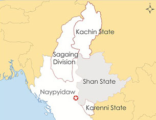 Myanmar Authorities Nab Illegal Drugs, Cattle at New China ... on mon state myanmar map, kachin state map, chin state myanmar map, shan state army south, military bases washington state map, kayin state myanmar map, glen falls new york state map, idaho state map, lashio on map, northern new mexico map, shan state in thailand, rakhine state myanmar map, gongga shan china map, shan state 1942, shan state dress, altun shan map,