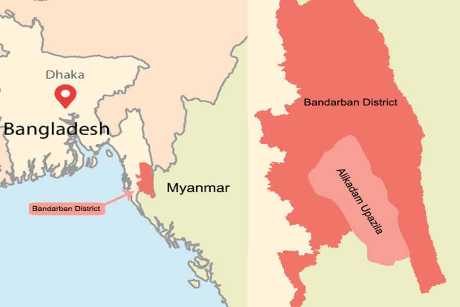Bangladesh Complains to Myanmar About Border Incident