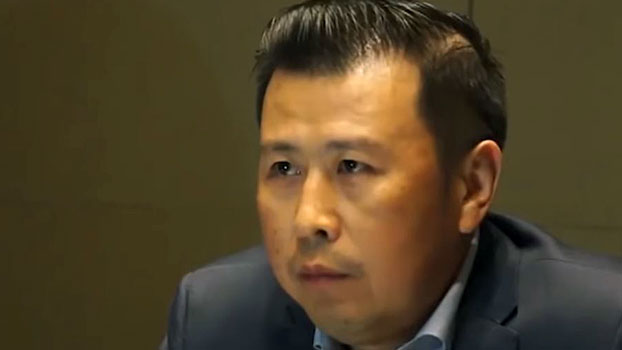 Zhu Bo, director of public affairs and communications at Huawei Myanmar, in an undated photo.