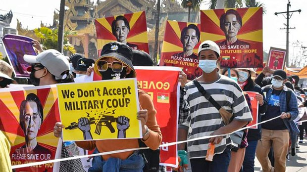 Aung San Suu Kyi in 'Good Health,' Says Myanmar Junta as it Lays New Charges on Her