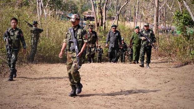 Myanmar military preparing major offensive against Chin State rebel group