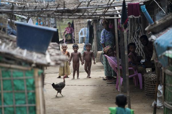 Myanmar Ends State of Emergency in Western Rakhine State