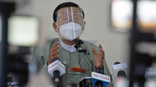 myanmar-uec-spokesman-myint-naing-naypyidaw-nov11-2020.jpg
