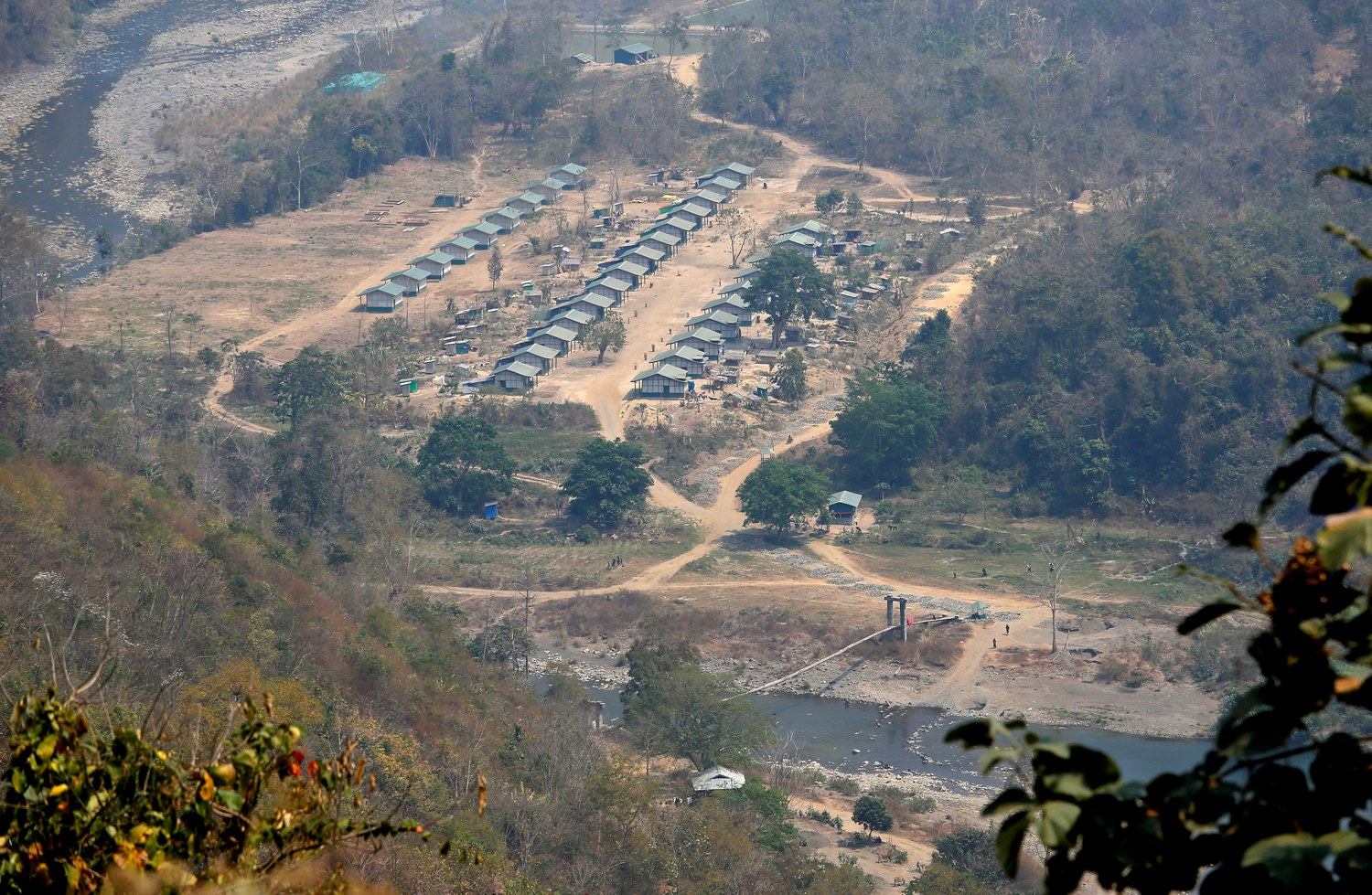 Chin State Coalition Overruns Myanmar Military Outpost, Killing 12 Soldiers