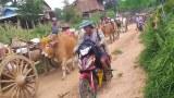 Tens of Thousands Flee Homes in Magway Region as Junta Troops Pillage