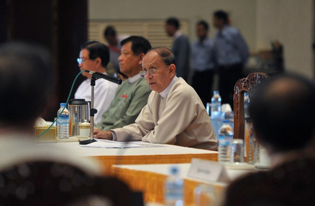 myanmar-thein-sein-attends-meeting-in-parliament-nov26-2014.jpg