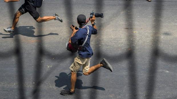 Myanmar Journalists Are 'Living in Fear' as Junta Curbs Freedoms