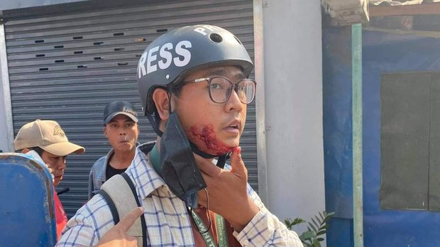 Western Embassies Call on Myanmar Junta to Release Detained Journalists