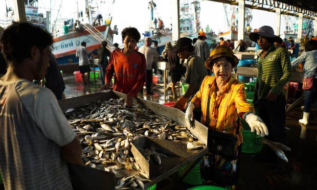 Groups Urge Thailand to Step Up Action to Protect Foreign Fishermen