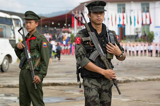 Protestors Demand End to Fighting in Myanmar's Kachin State