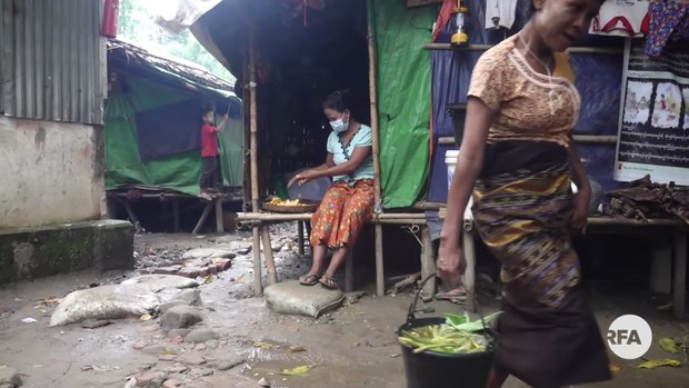 100,000 Rakhine Conflict Refugees Remain Displaced Nine Months After Truce with Myanmar Army