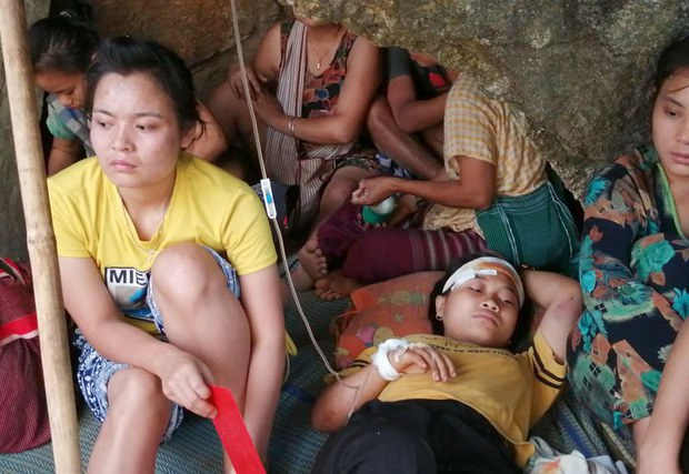 Interview: 'I Haven't Seen Airstrikes in Karen State For Over 20 Years.'