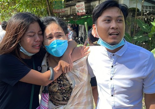 Myanmar authorities re-arrest more than 100 political prisoners after amnesty