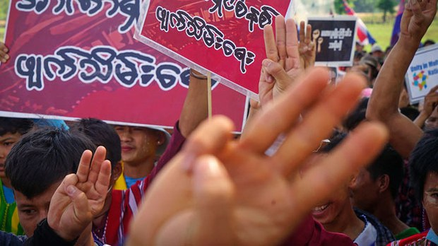 Myanmar Fighting, Political Strife Swell Refugee Ranks, Affect Neighboring States