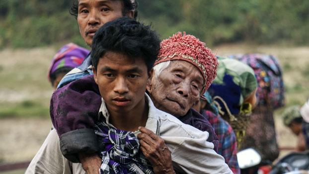 Reports Fault Myanmar's Treatment of Older Ethnic Minorities, UN Handling of Rohingya Crisis