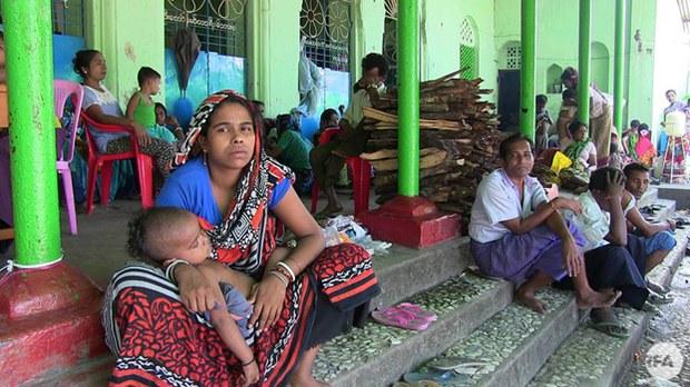 myanmar-hindu-refugee-camp