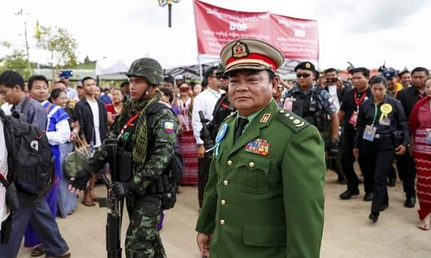 Kayin State Border Guards Resign to Protest Ouster of Top Leaders by Myanmar Military