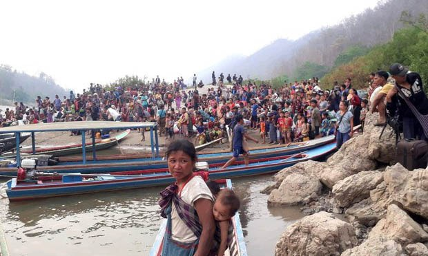 Thai PM Promises to Respect Human Rights of People Fleeing Myanmar Violence