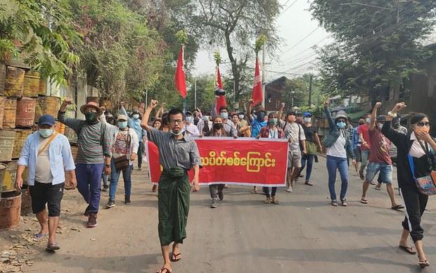 Ethnic Army Alliance Kills 14 Myanmar Police in Dawn Raid as Death Toll Mounts in Bago