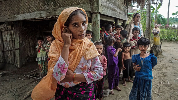 Two Rohingya Girls Die in Mine Blasts as UN Extends Arrangement with Myanmar