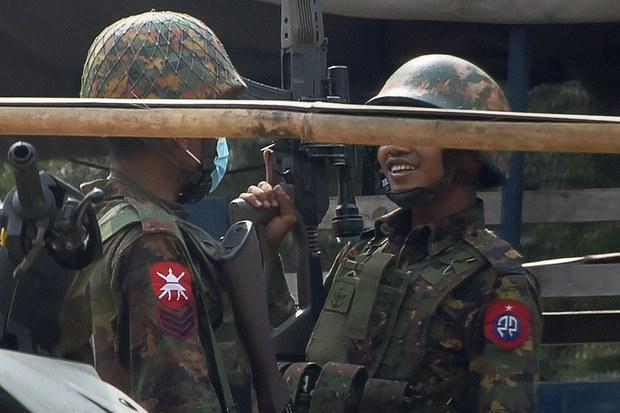 Junta Snipers Kill Three People in Myanmar's Kayah State