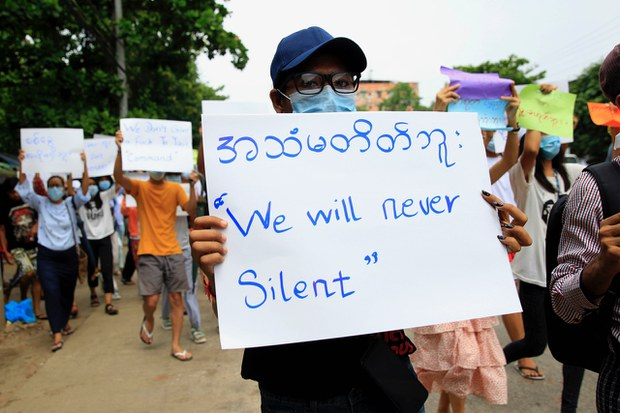 Myanmar Parallel Government Rejects Talks With Junta Before Political Prisoners Are Freed