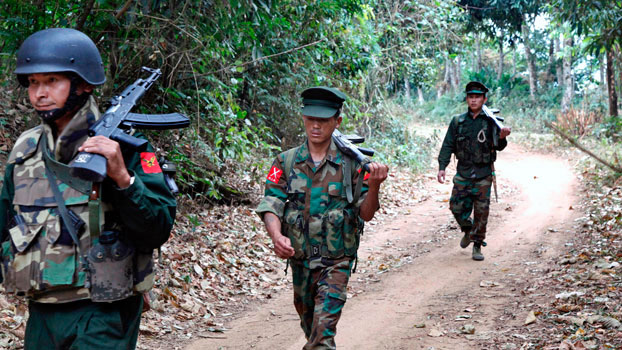 Kachins Complain of 'Tax' Collection by Ethnic Armed Group Amid COVID-19 — Radio Free Asia