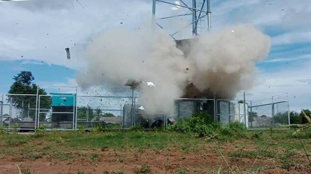 Anti-Junta Militias Destroy Four Dozen Towers of Telecom Run by Military