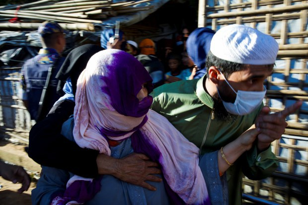 Slain Rohingya Leader's Relatives in Bangladesh Say They Are Being Threatened