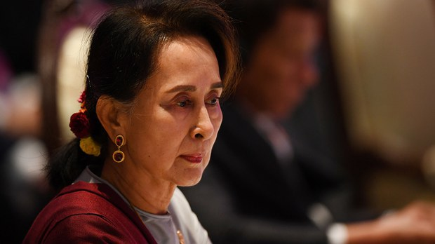 Aung San Suu Kyi Trial Resumes in Myanmar After a Day's Delay Over Health Concerns