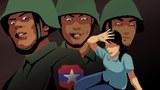 Myanmar's Military Sentences Three Soldiers to 20 Years for Rape in Rakhine