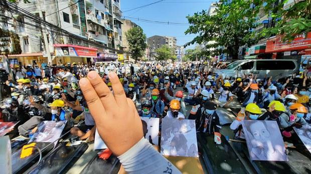 UN, Rights Groups Condemn Growing Violence, Death Toll Under Myanmar Junta