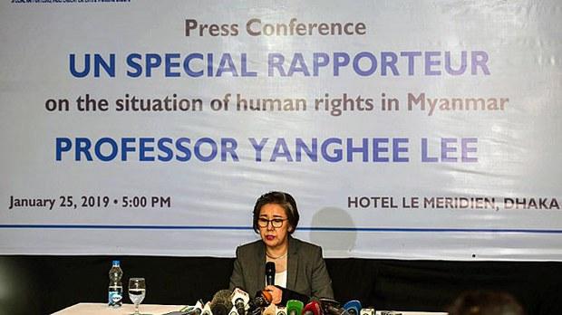 myanmar-yanghee-lee-press-conference-dhaka-jan25-2019.jpg