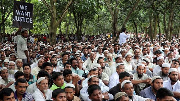 UN Human Rights Chief to Bangladesh: Halt Rohingya