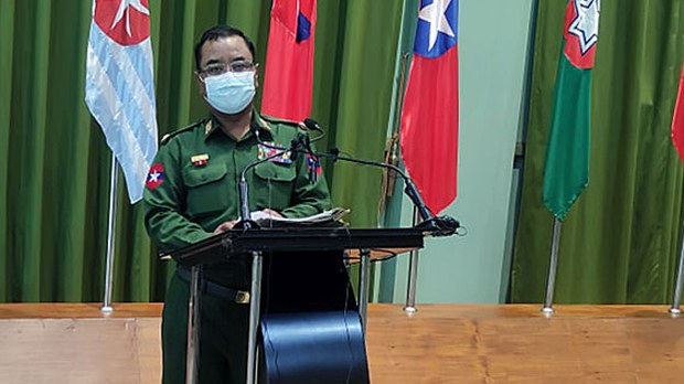 Myanmar Military, Arakan Army Say They Aim to Prevent Fresh Fighting in Rakhine