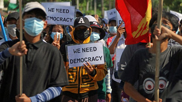 Myanmar Junta Mixes Violence With Extortion in Onslaught Against Protesters